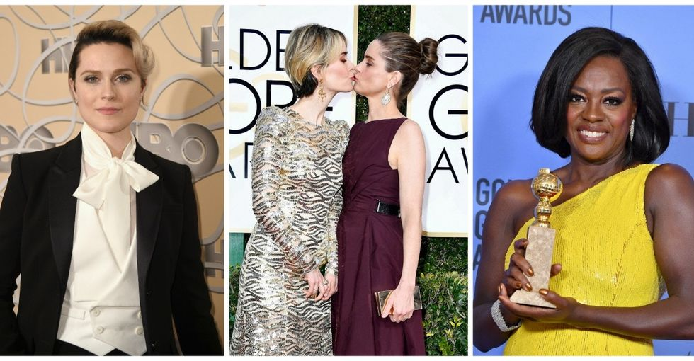 9 must-see patriarchy-smashing moments from the 2017 Golden Globes.