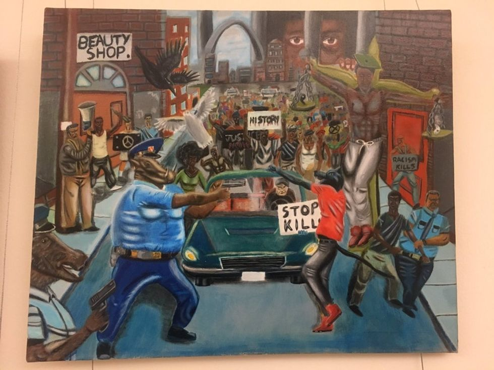 3 big questions we should all be asking about this painting in the halls of Congress.