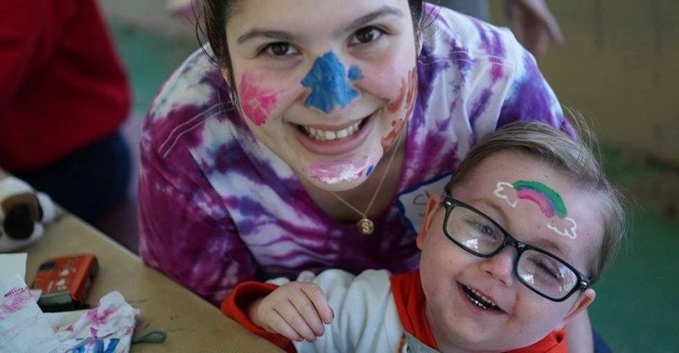 Kids with cancer aren't their illnesses. This camp allows them to be so much more.