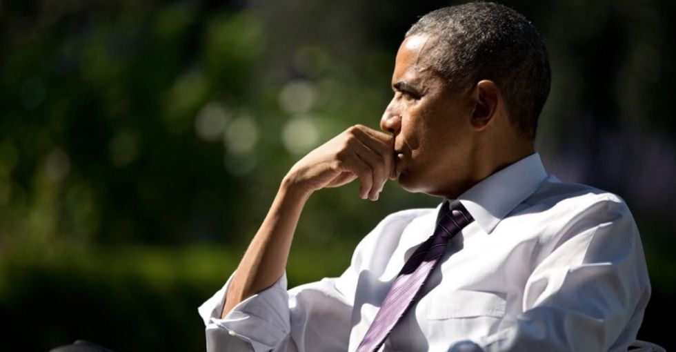 On grief and gratitude: saying goodbye to President Obama.