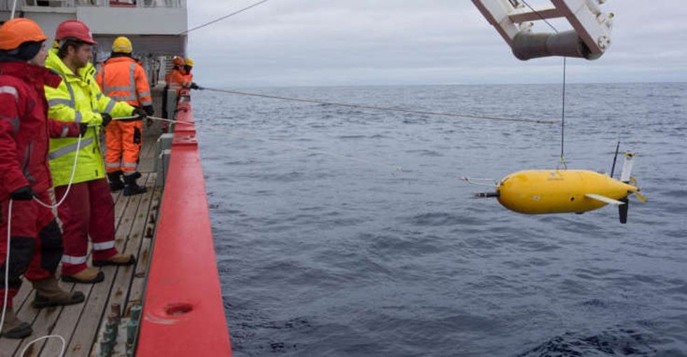 Boaty McBoatface dove to the bottom of the ocean. What it found was 'unprecedented.'