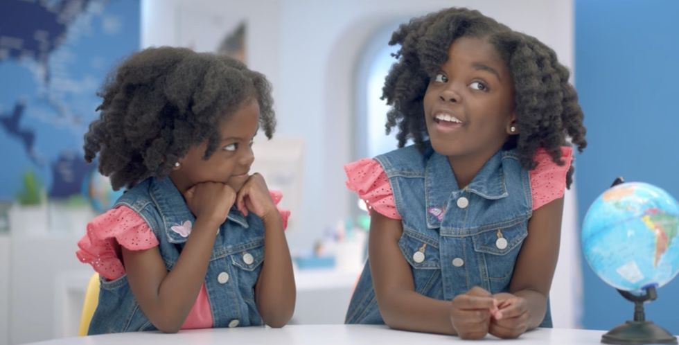 A sweet new ad has kids plan their family vacations. The results are adorable.