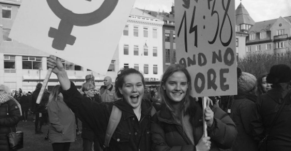 Iceland just announced a no-nonsense plan to eliminate its wage gap in 5 years.