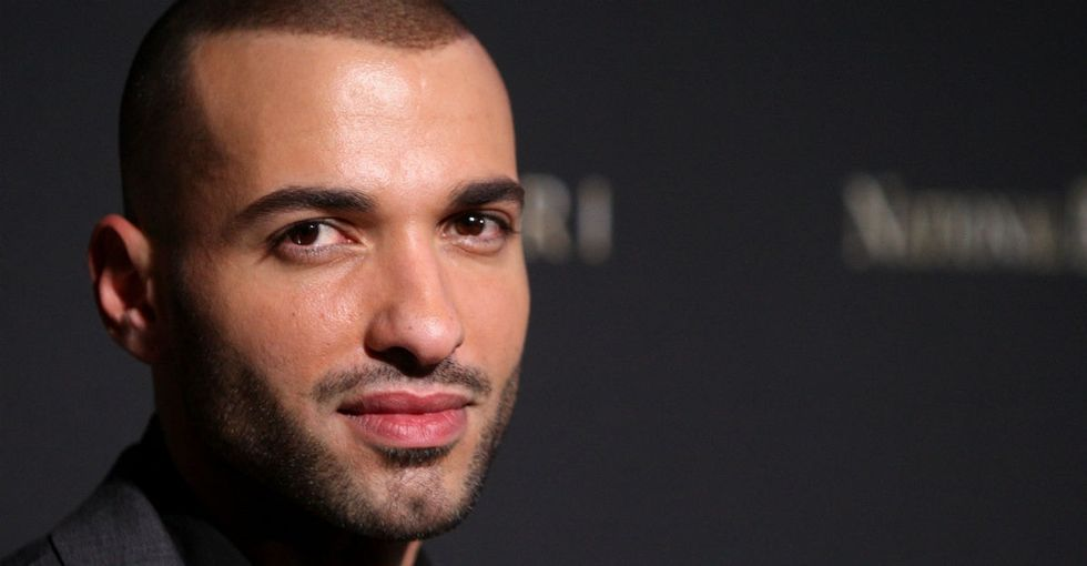 Haaz Sleiman is a gay Muslim and 'total bottom' — and he's not shutting up.