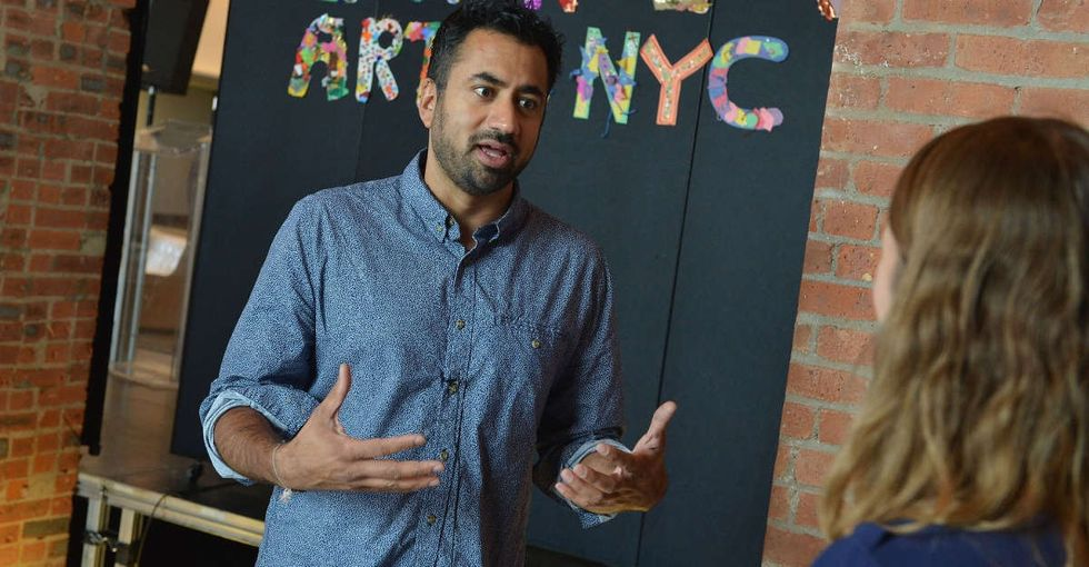 Kal Penn tweeted some of the racist casting calls he got early in his career.
