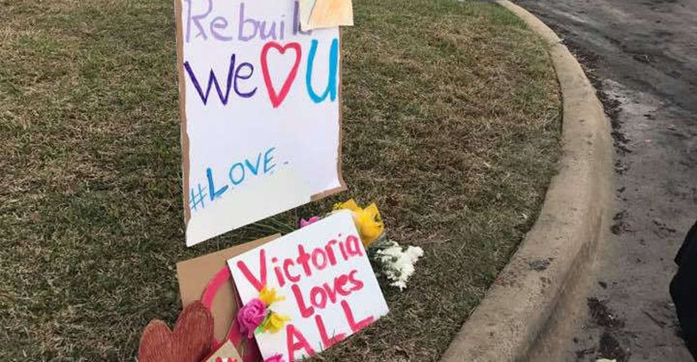 When a Texas mosque burned down, a local synagogue took in the congregation.