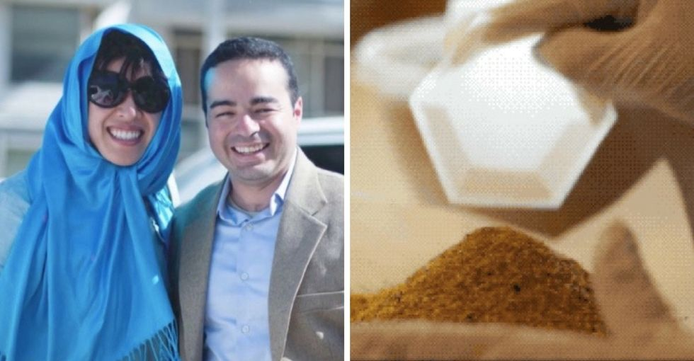 How the world's most expensive spice helped these veterans find a sense of purpose.