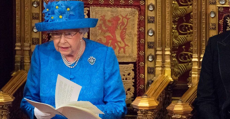 Queen Elizabeth condemned anti-gay discrimination, but she left one big thing out.