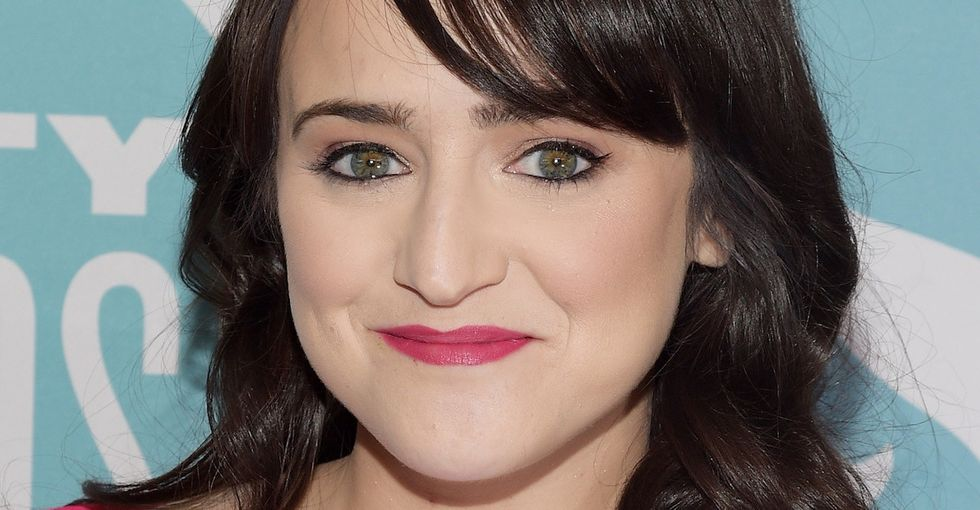'Matilda' star Mara Wilson has a message for the LGBTQ community: Come out.