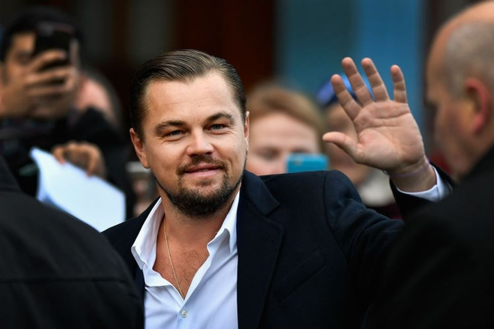 In the Trump era, the DiCaprio Foundation is stepping up its climate efforts.Big time.