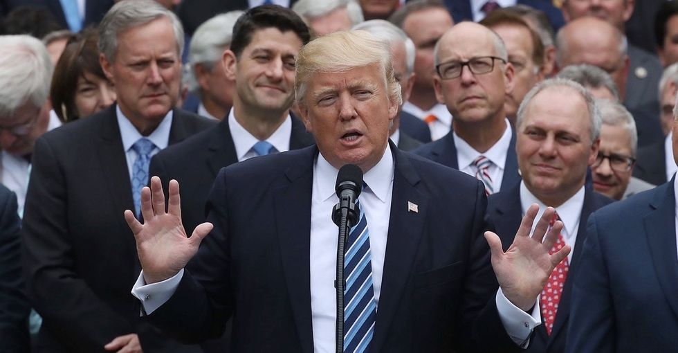 10 of the biggest lies Donald Trump told about Trumpcare.