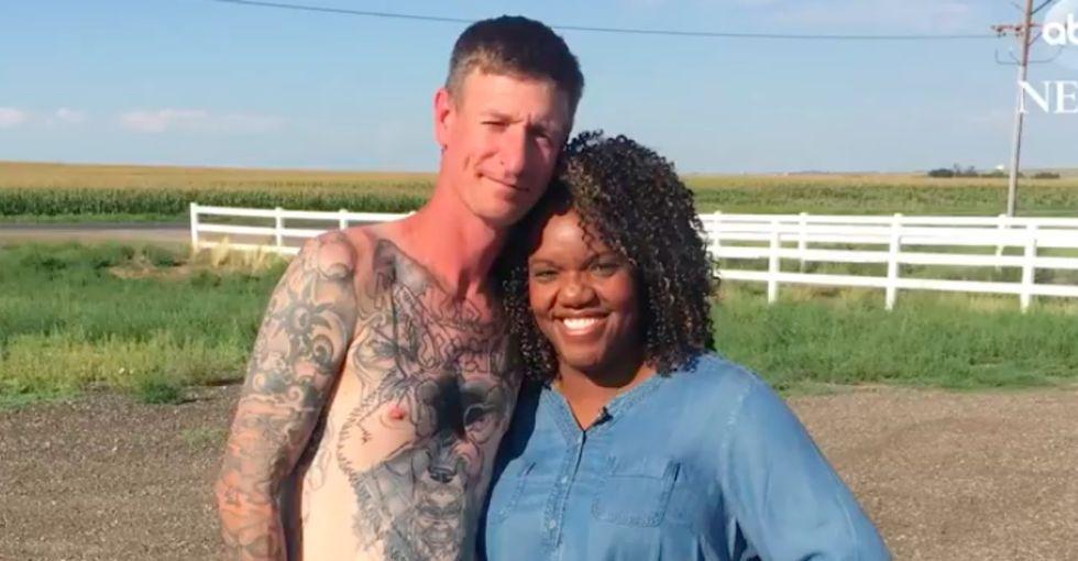 How a former skinhead came around to befriending his black parole officer.