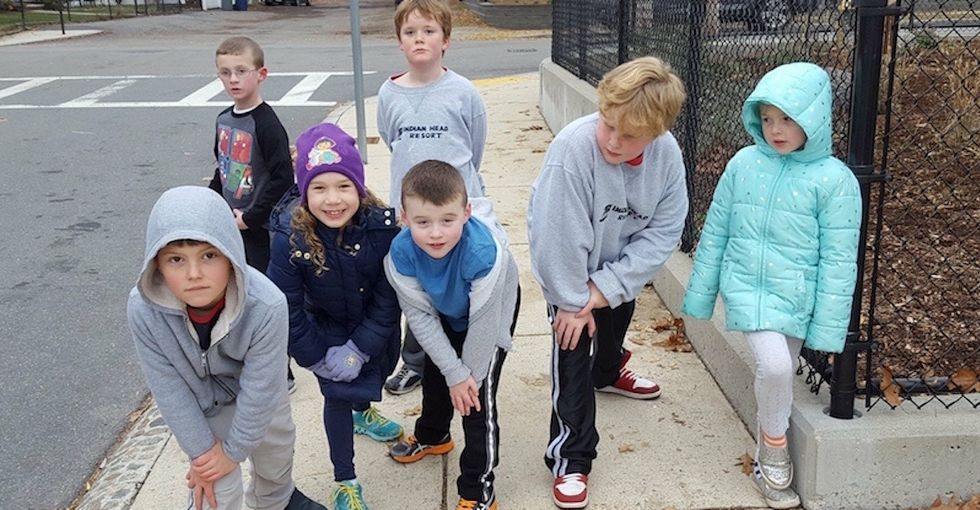 These moms are conquering a huge obstacle: helping kids see that exercise is fun.