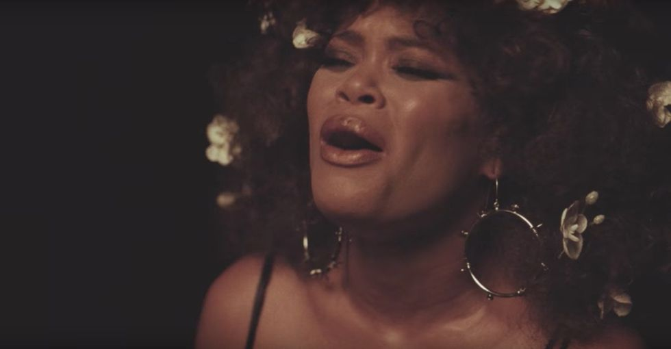 Andra Day's cover of this iconic 1930s protest song is exactly what 2017 needs.
