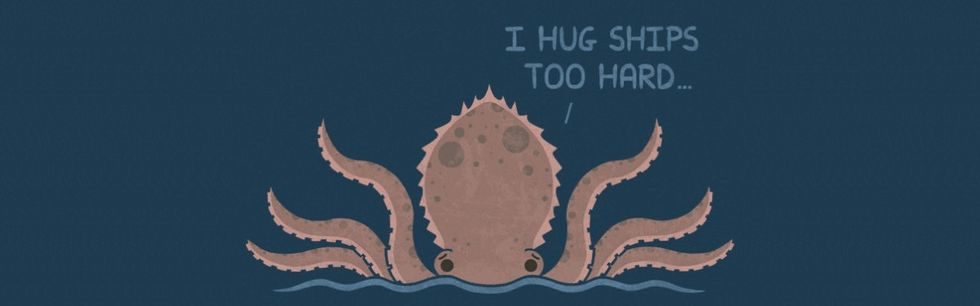 6 illustrations of monsters can teach us a valuable lesson about empathy.