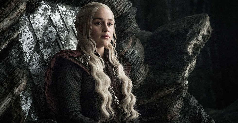 There weren't many nice moments on last night's 'Game of Thrones.' We found 5 anyway.