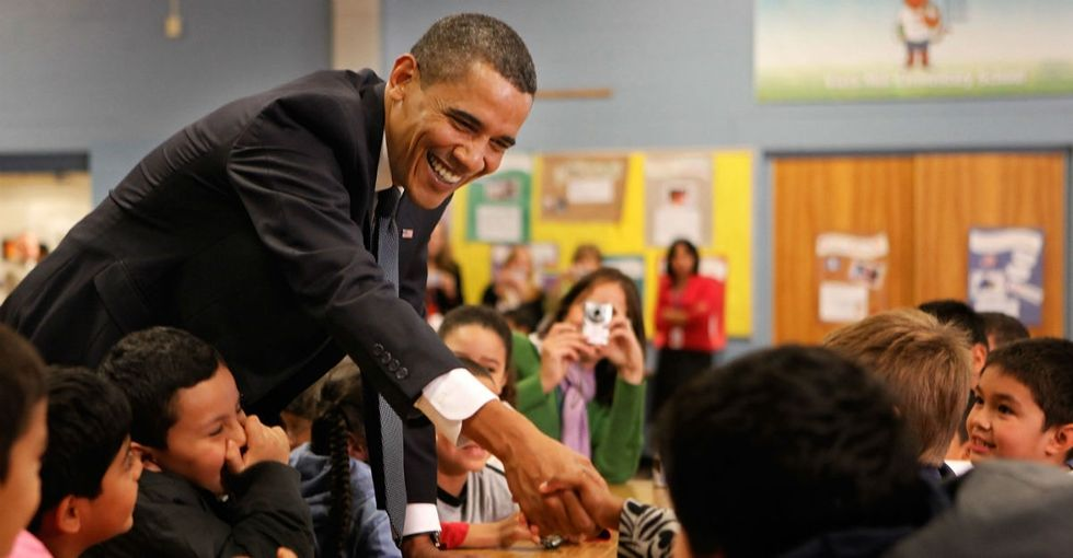 A Southern school ditched its name to be called Barack Obama Elementary. Here's why.