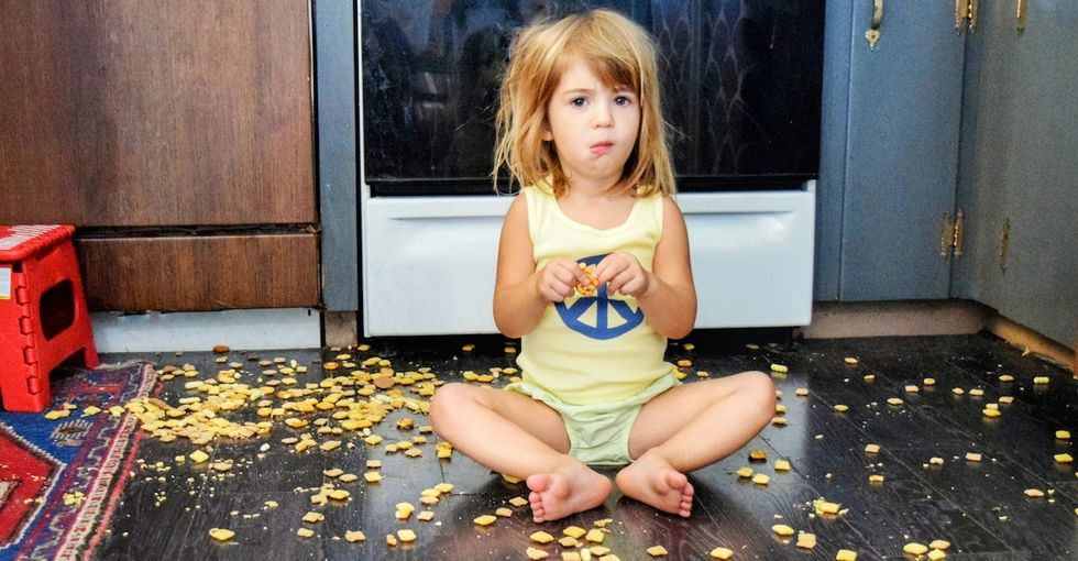 10 ways kids appear to be acting naughty but actually aren't.