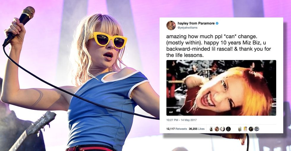 Hayley Williams has grown up since that regretful lyric 10 years ago. We should let her.