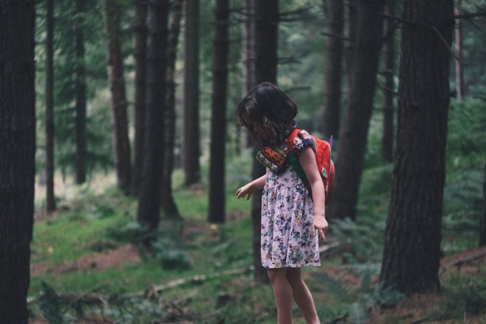 You probably haven't heard of nature deficit disorder — but you could still have it.