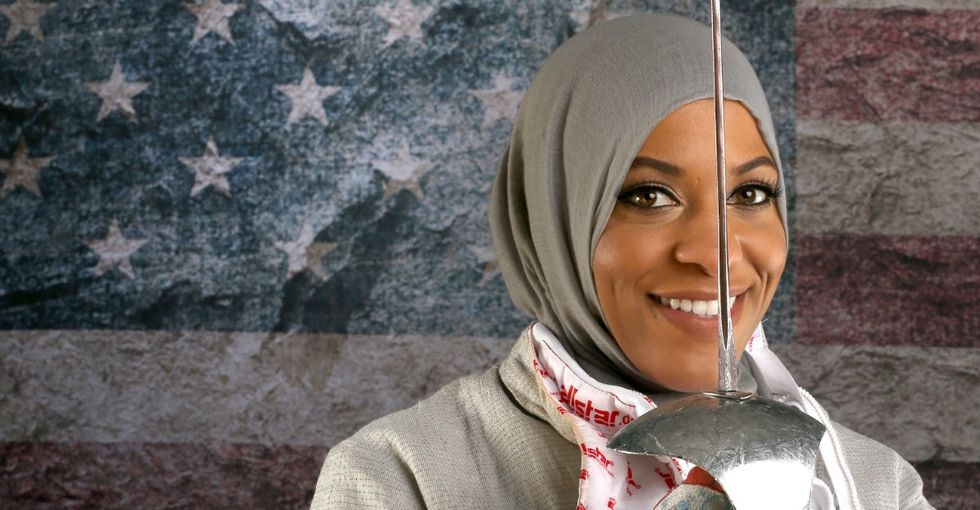 Check out Mattel's new badass, hijab-wearing Barbie.