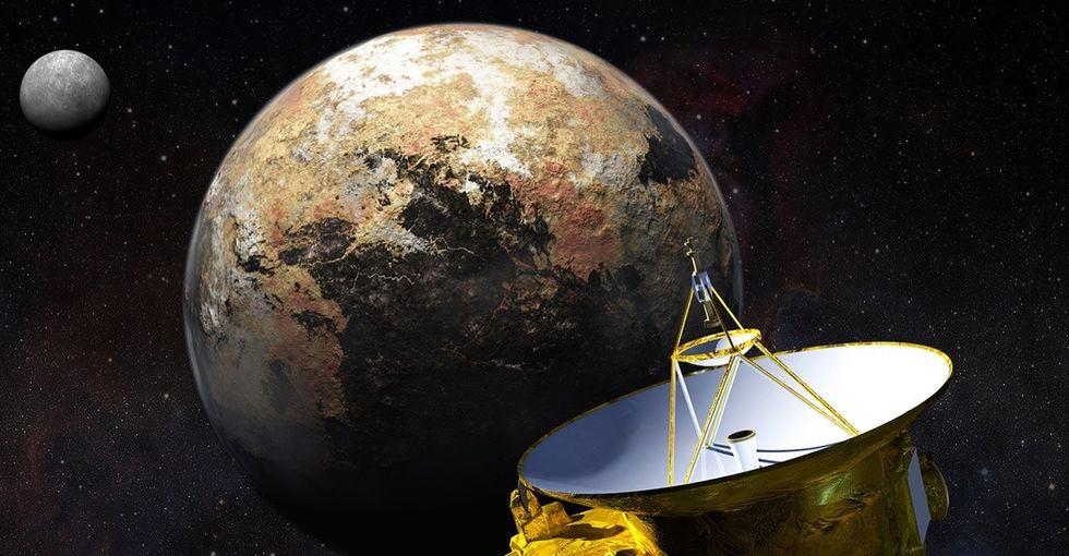 You can help NASA name a big, weird space rock. Name it something good.
