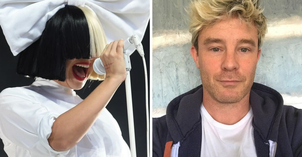 Last year, Sia's manager did something really brave. It inspired her new video.