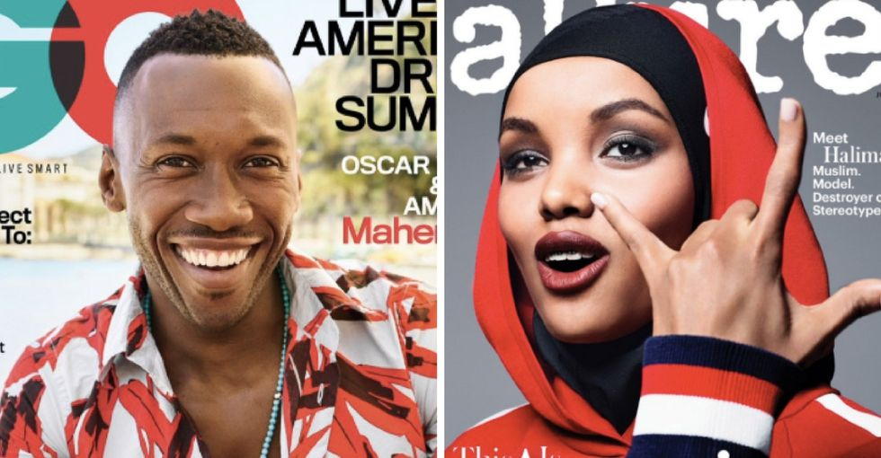 Check out these 2 delightfully patriotic, unapologetically Muslim magazine covers.