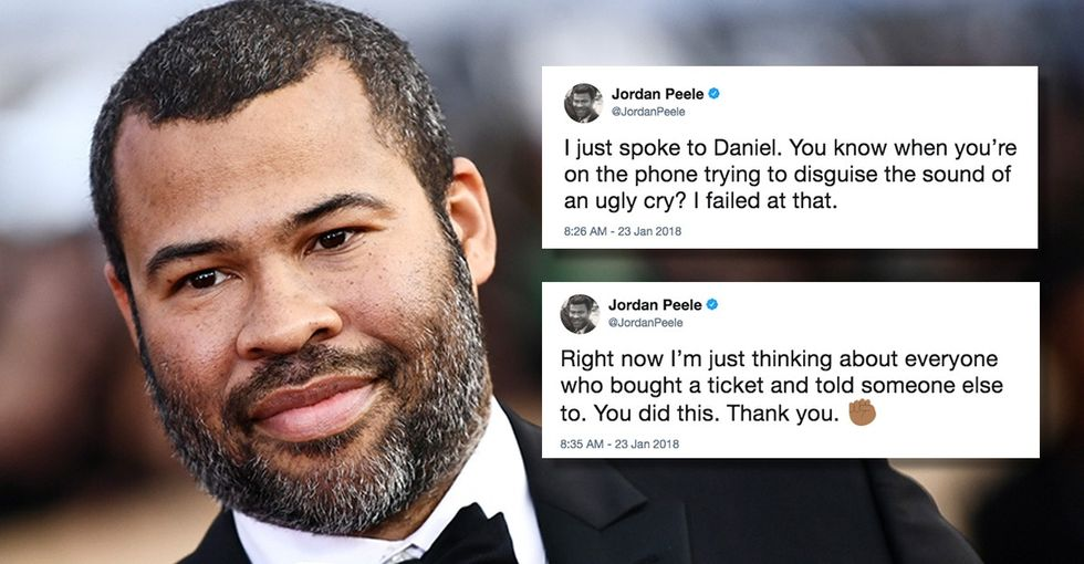 Jordan Peele's bold career move pays off — and makes a little history too.