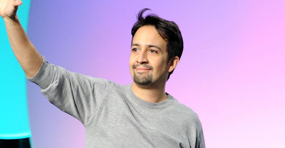 Lin-Manuel Miranda may give you free tickets to 'Hamilton' if you do these 3 things.