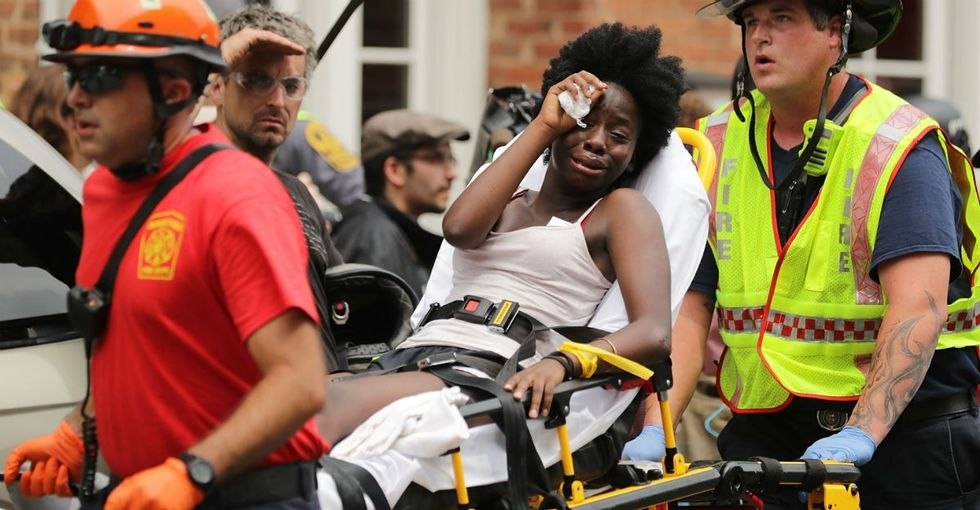 Feeling hopeless after Charlottesville? 16 ways you can make a big difference.