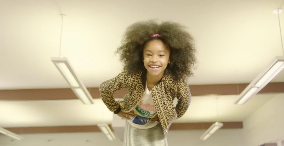 This 'Project Runway' for fifth-graders makes us want to go back to school.