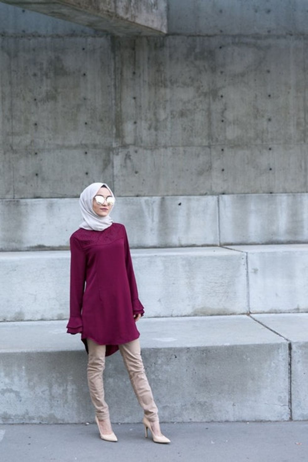 Macy's becomes first major department store in the U.S. to sell hijabs.