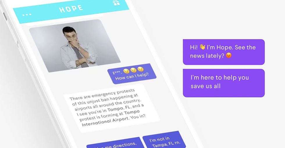 Wondering how to help after a tragic news story? This bot might have the answer.