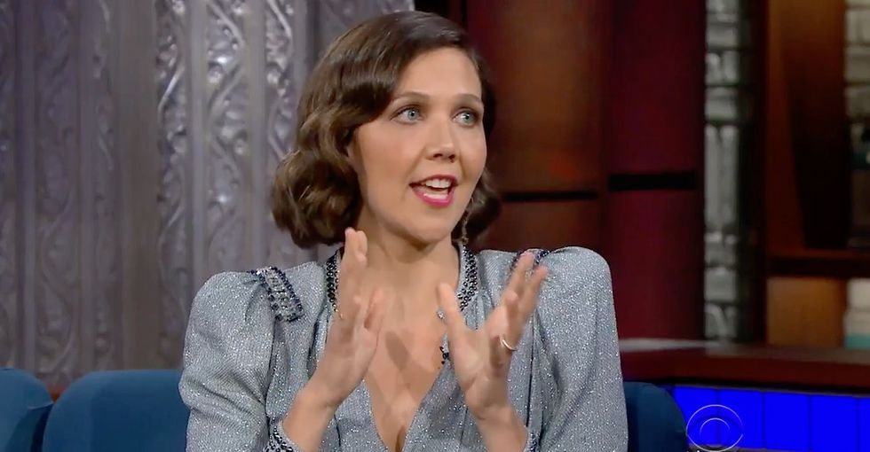 Trump's election was a major wake-up call for Maggie Gyllenhaal. Here's what changed.