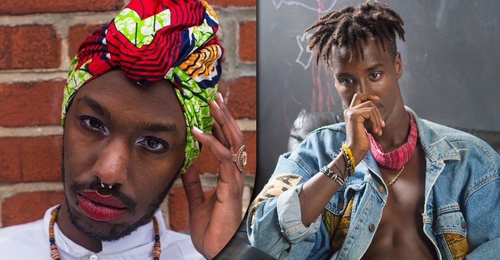 13 gorgeous photos reveal what it's like to be LGBTQ and African.