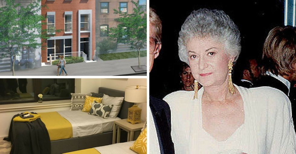 Bea Arthur gave big to homeless LGBTQ youth in her will. This is what came of it.