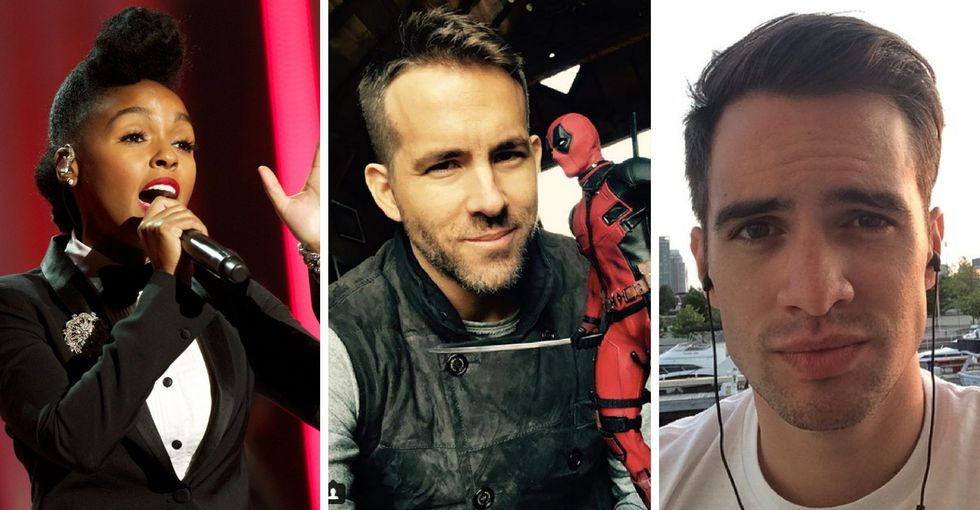 3 pansexual people that would make great love interests for Deadpool.