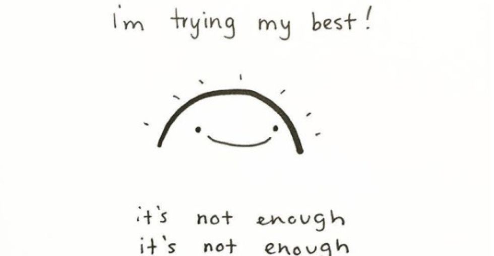 15 funny comics about self-doubt and anxiety that are almost too real.