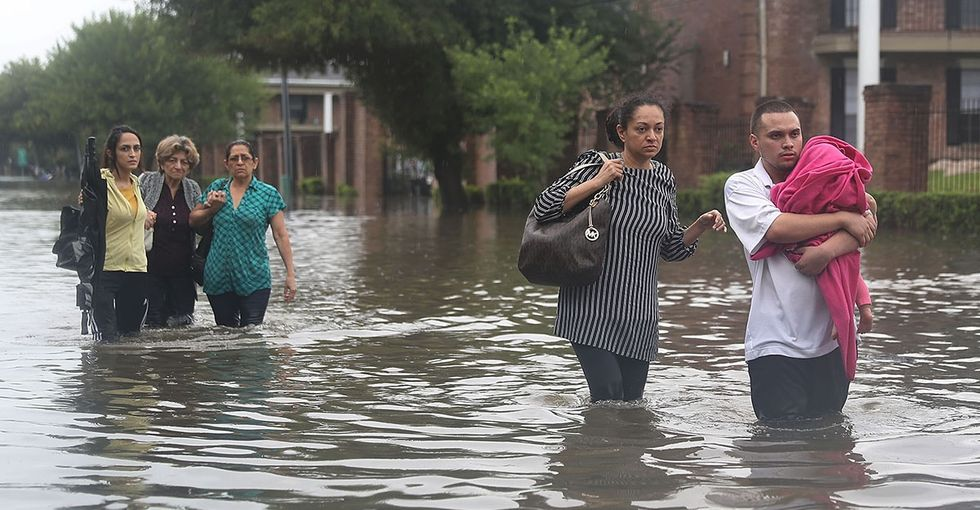 16 more extraordinary examples of humanity at its best after Harvey and Irma.
