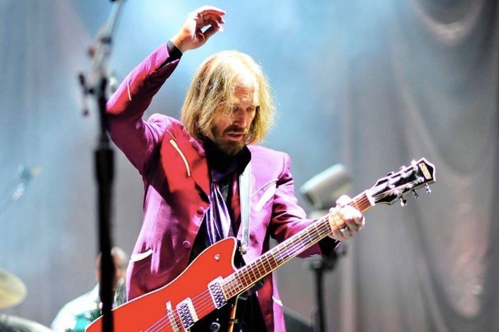 In 2015, Tom Petty opened up about one of his career regrets: the Confederate flag.