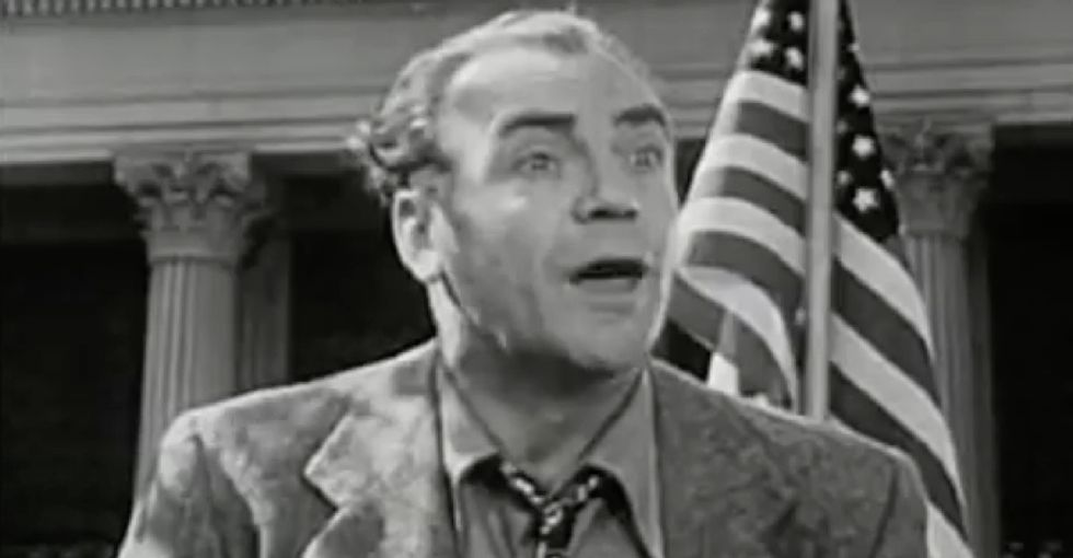 A viral video from the 1940s is eerily relevant today.