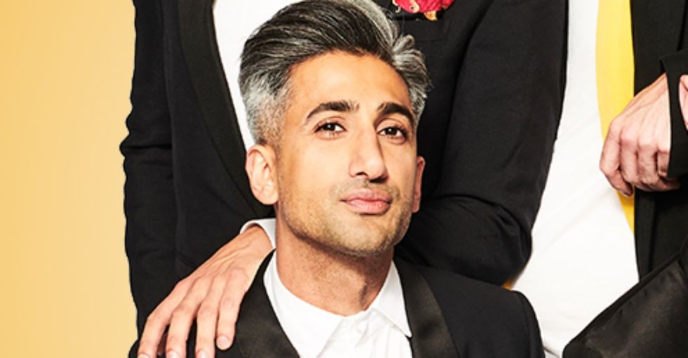'Queer Eye's' Tan France: I took the job to be blunt to, and befriend, Republicans.