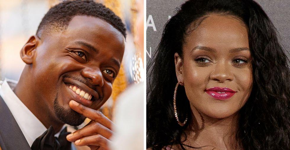 The fantastic reason people are gushing over Daniel Kaluuya's makeup at the Oscars.