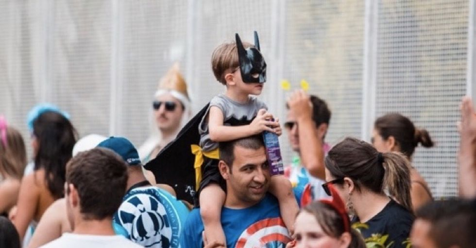 Need your child to complete a boring task? The 'Batman effect' may help.