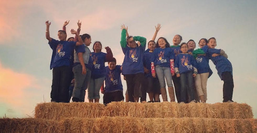 How do you get tweens to care about community service? Easy: Let them lead.