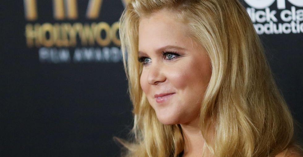 Amy Schumer is using her birthday to send a clear message about gun control.