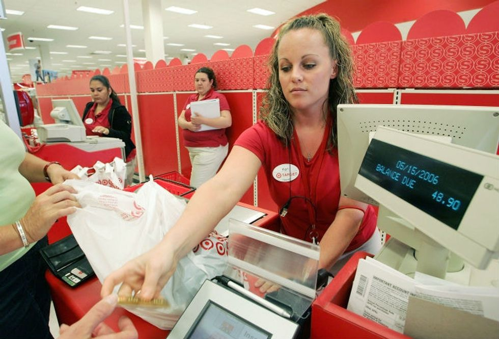 Target's announcement shows workers are winning the minimum wage war.