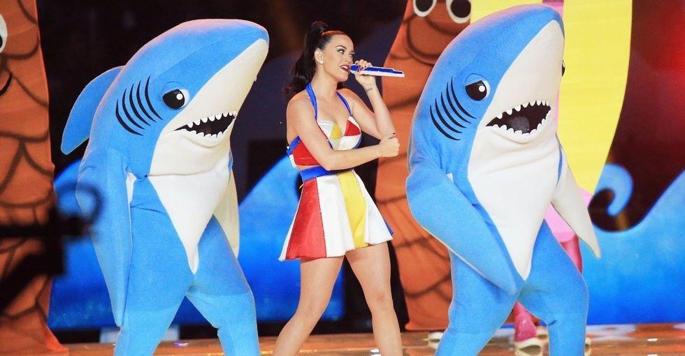 'Left Shark' talked to NPR, and it's the most uplifting thing you'll hear all day.