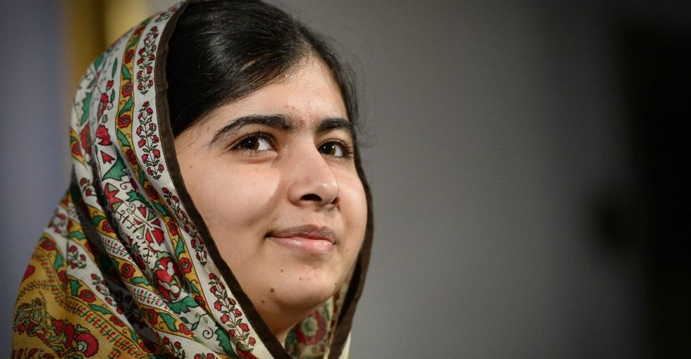 Malala finally joined Twitter. Her first tweets illustrate exactly why we love her.